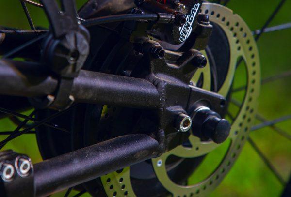 TroTCE 241 système de suspension de freinage