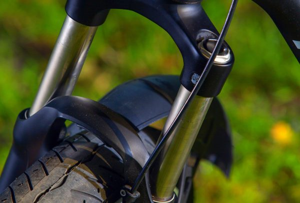 TroTCE 241 système de suspension avant