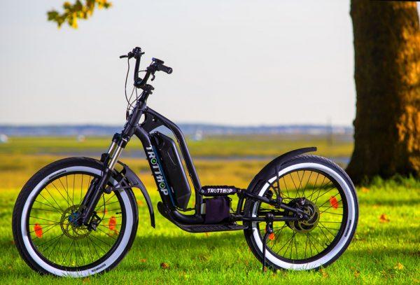 TrotCE 241 1 roue motrice électrique