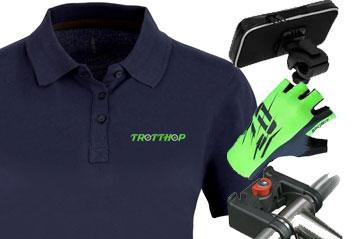 accessoires et quipements pour trottinette electrique